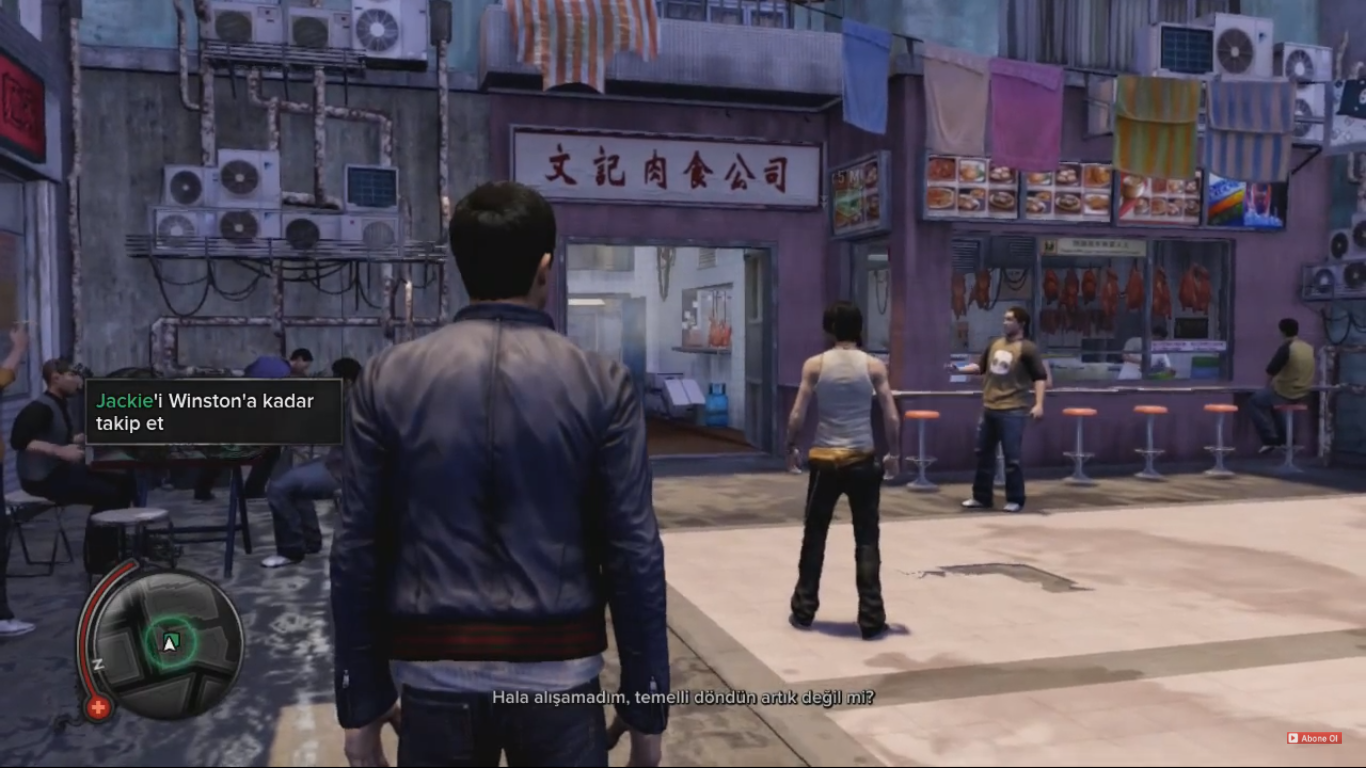 Sleeping Dogs - торрент 74